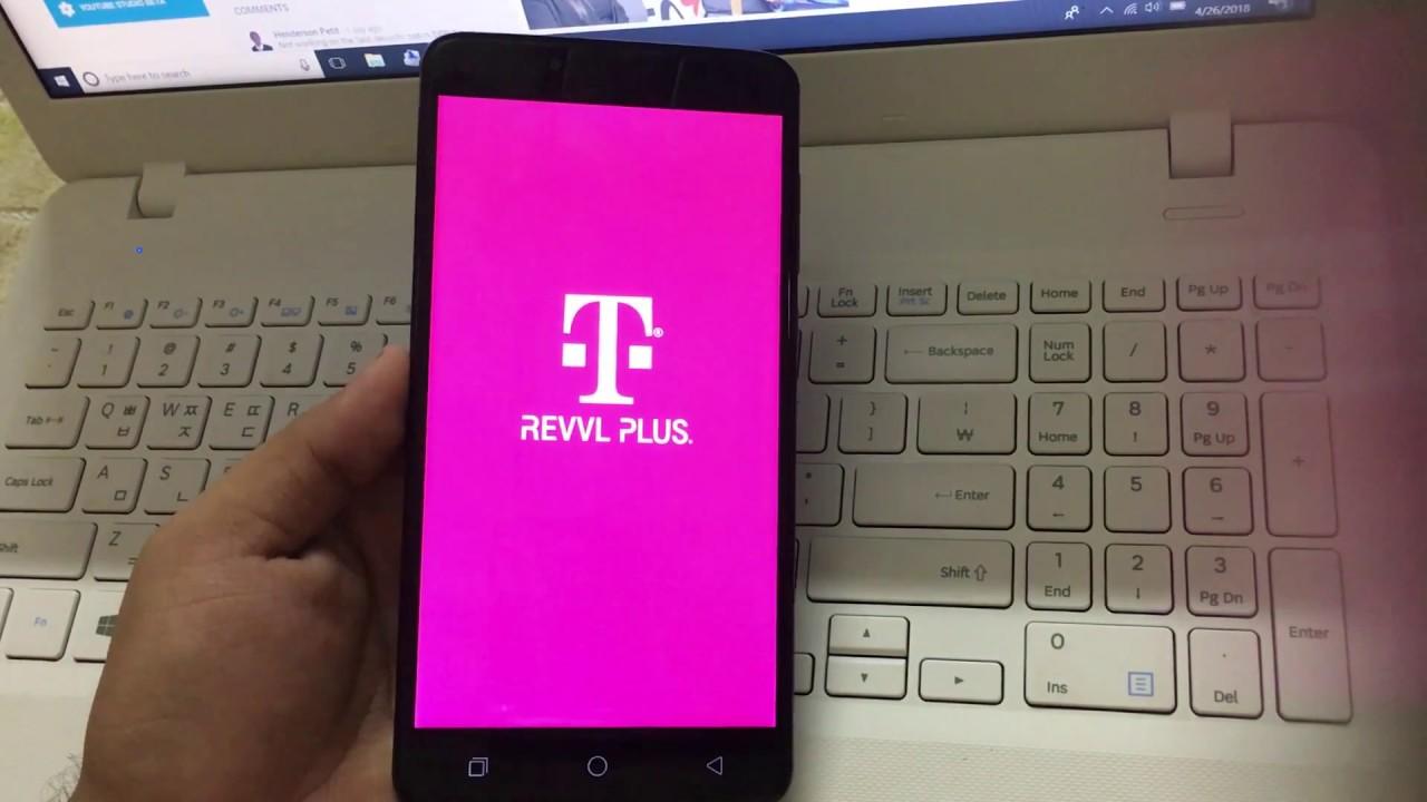 T-Mobile REVVL PLUS FRP Bypass Android 7 1 1   REVVL Plus C3701A Google  Account Bypass