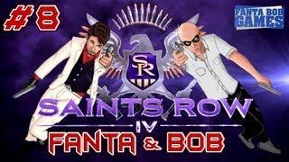 Fanta et Bob dans SAINTS ROW 4 - Ep. 8