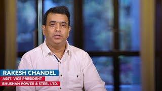 Steel POP-Bhushan Power and Steel Ltd.