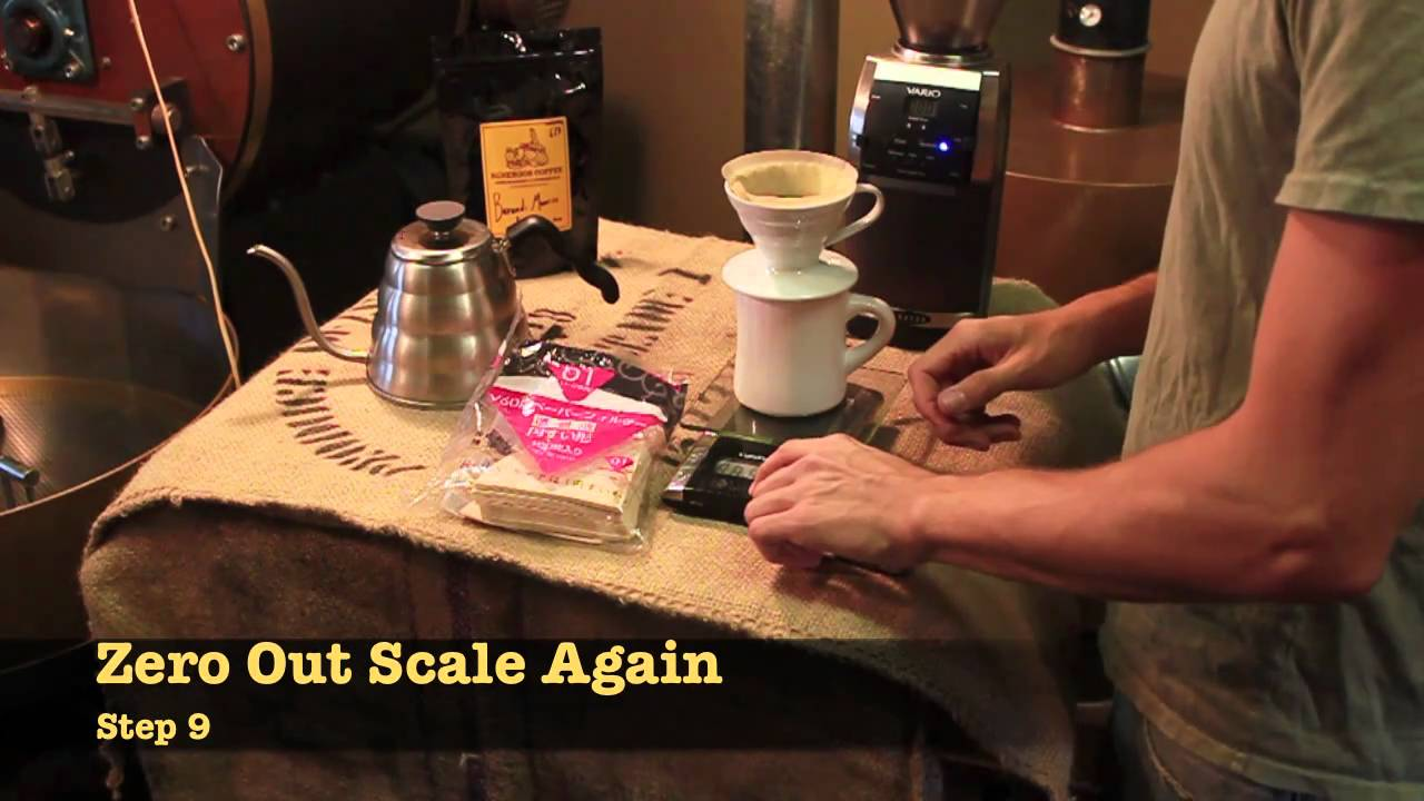 V60 01 Pourover Video Youtube