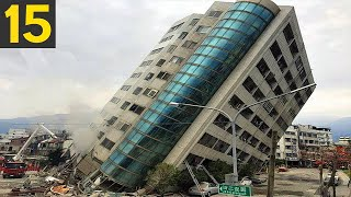 15 Structure Demolitions GONE WRONG