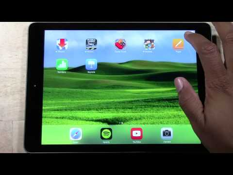 IPad Air - How To Get Microsoft Office (for FREE) | H2TechVideos