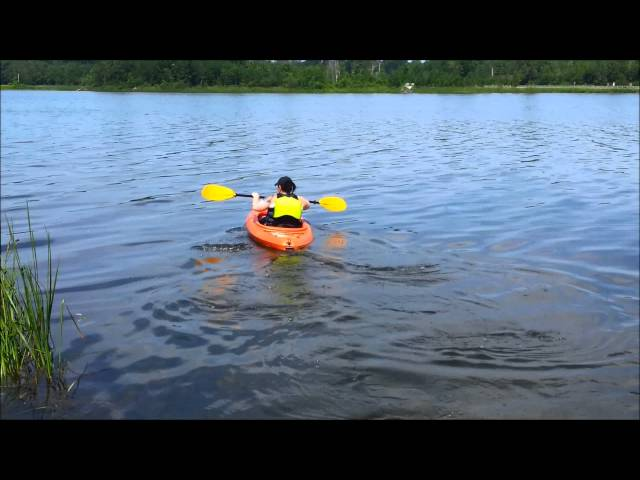 Future Beach Kayak Stability...