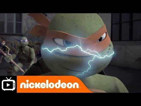 Teenage Mutant Ninja Turtles | Super Mikey | Nickelodeon UK