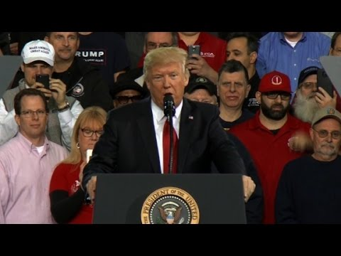 Trump: Assault on the auto industry is over