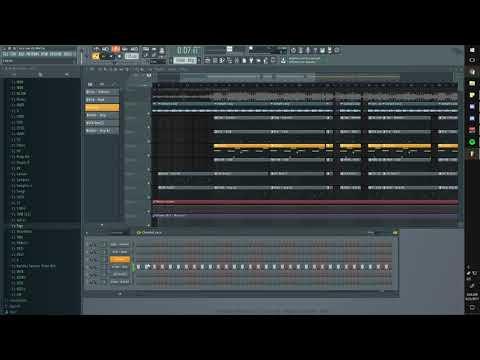 XXXTENTACION - Fuck Love Instrumental Remake FLP | FL Studio