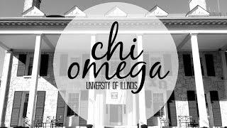 University of Illinois Chi Omega Recruitment 2015