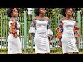 DIY AFRICAN PRINT(ANKARA) DRESS Tutorial 2018