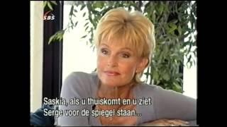 Saskia & Serge bij Ushi & Van Dijk (2002)