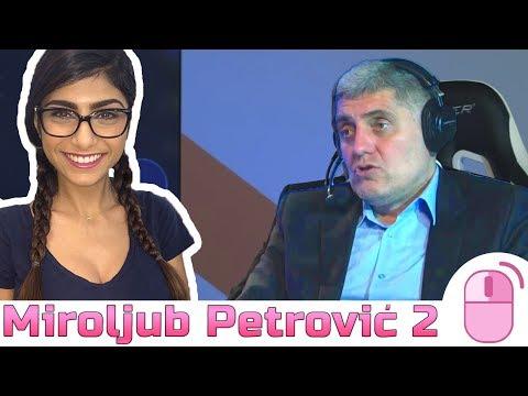 DESNI KLIK Miroljub Petrović - O današnjoj deci niko ne brine i zbog toga oboljevaju. DRUGI DEO