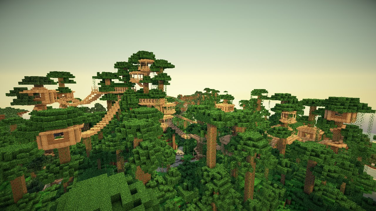 How To Build Villages In Minecraft