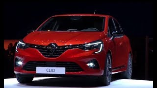 New Renault Clio 5  2019 The Best Hatchback  0001