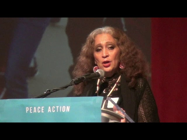 Peacemaker Award:  LaDonna Brave Bull Allard