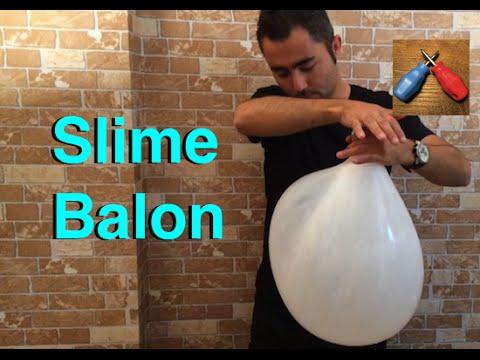 Slime Balon , Kendin Yap