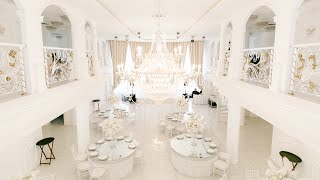 Парк-Отель Орловский - видеообзор шатра, Екатерининского зала и регистрация брака у воды