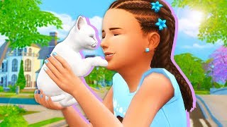 A KITTY SURPRISE😻 // The Sims 4 | Life As Teen Parents #22 (16 & Pregnant)