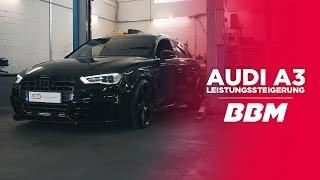 Da geht noch mehr! | Audi A3 1.4 Downpipe by BBM