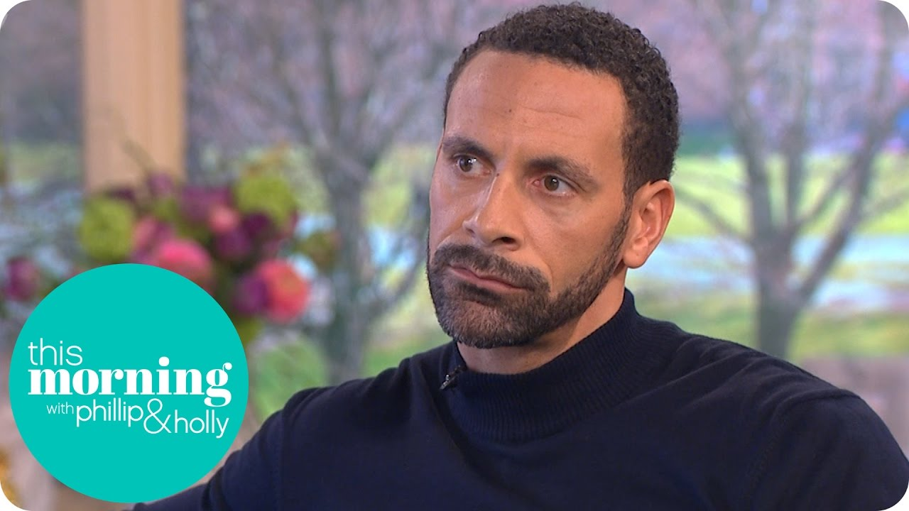 Rio Ferdinand Reveals How Much He s Struggled to Grieve for His