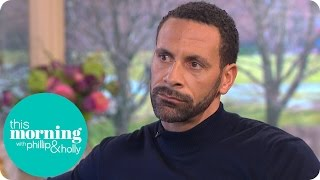 Rio Ferdinand Reveals How Much He's Struggled to Grieve for His Wife | This Morning