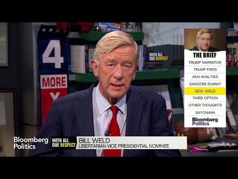 Bill Weld: Trump's Muslim Ban Is Totally Unrealistic