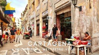 Ist Cartagena eine Reise wert? • Kolumbien • Weltreise Vlog 015