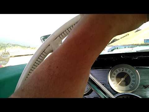 1959 Thunderbird 85 Mile Round Trip.