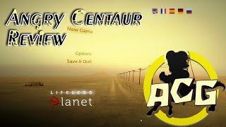 Angry Centaur Gaming - Lifeless Planet Review