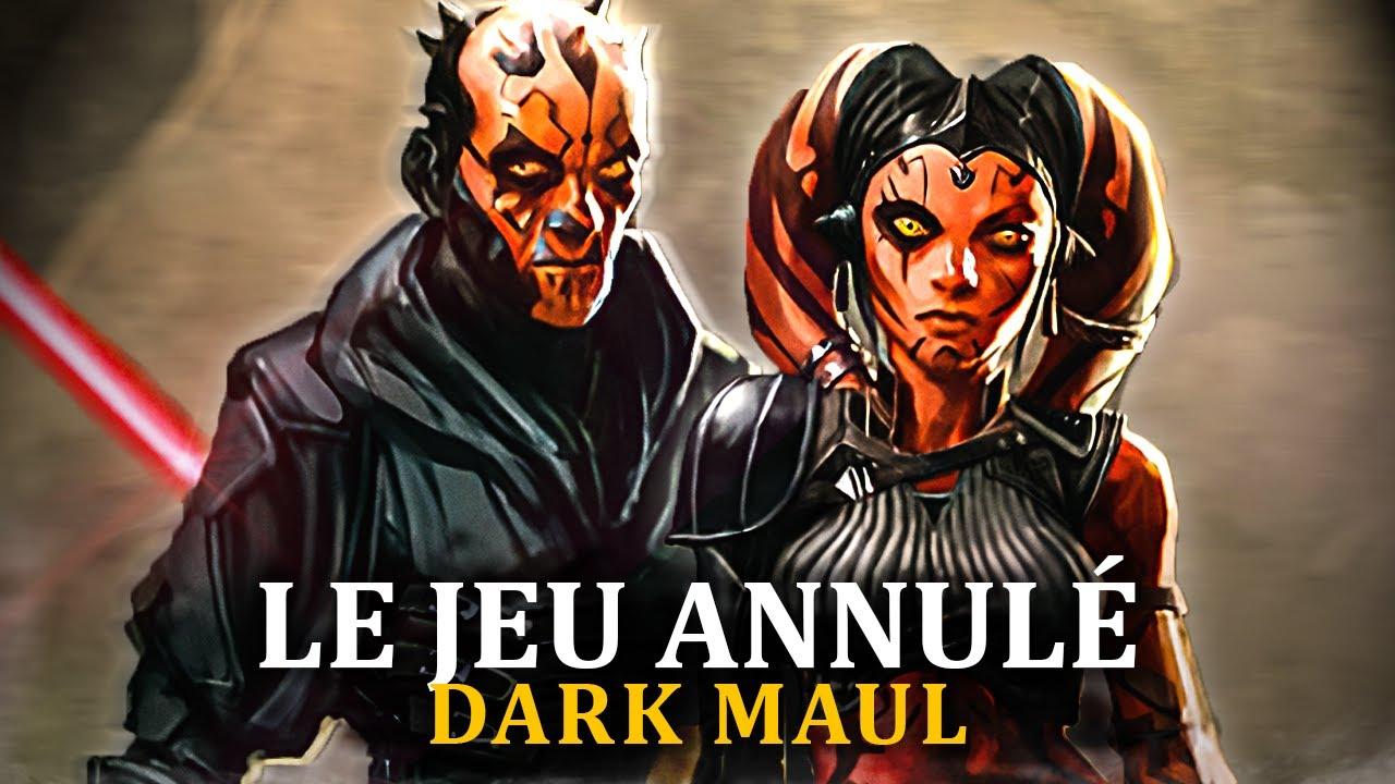 Download Le Jeu Vidéo DARK MAUL Annulé ! - Star Wars Analyse