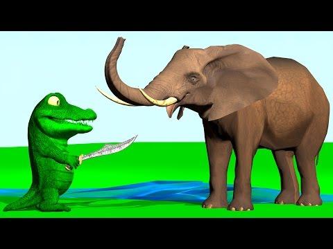 Ah les crocodiles   Enfants Comptines et Chansons   dessin animé français comptines compilation