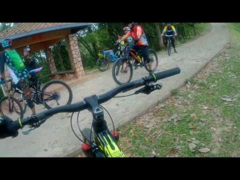 PCP ride sun. 21.05.17. Testing new Commencal AM V4.
