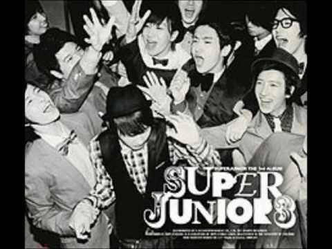 Super Junior - Sorry Sorry (Audio)