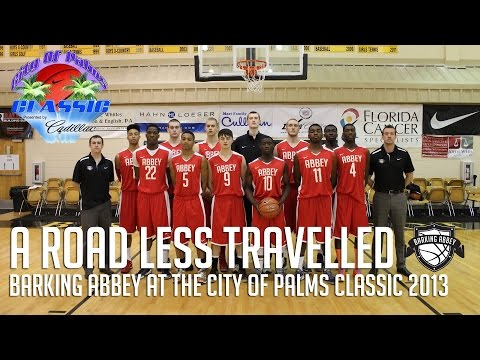 A Road Less Travelled: Barking Abbey at the City of Palms Classic 2013