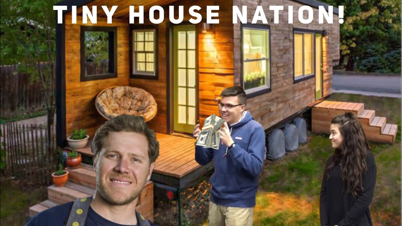Should We Build A Tiny House With Zack Giffin Youtube