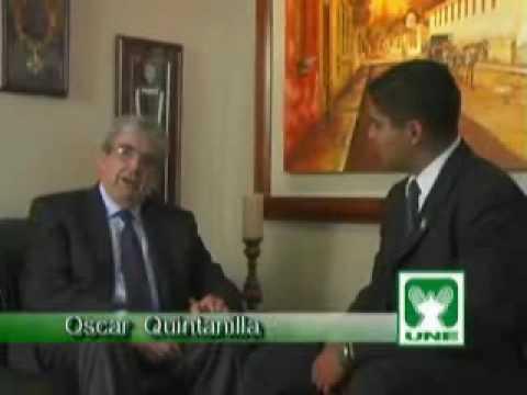 Respaldo del Dr. Rafael Espada a Oscar Quintanilla