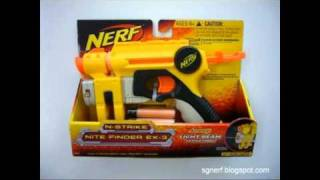 Have a Huge Nerf War for your Birthday party!