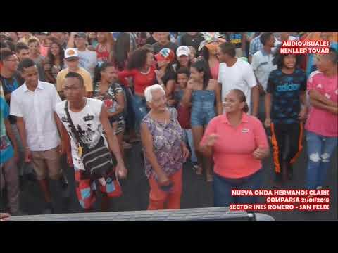 NUEVA ONDA HERMANOS CLARK COMPARSA SECTOR INES ROMERO 21012018
