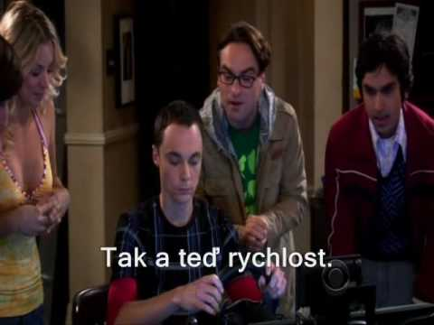 The best of Big Bang Theory CZ part 1