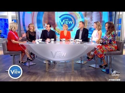 Cast Of Fuller House Chat 30 Years - The View