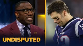 Tom Brady will not be playing for the Patriots next season — Shannon Sharpe | NFL | UNDISPUTED