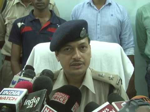 Anees Ahmed Ansari, SP AMETHI, over wife murdering her fiance