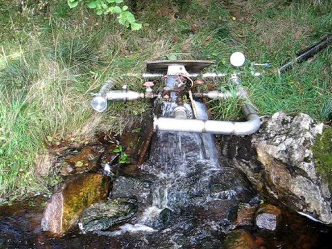 Micro hydro youtube for Garden design generator