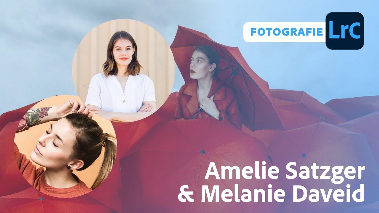 Fotografie mit Amelie Satzger und Melanie Daveid (1 von 2)  Adobe Live