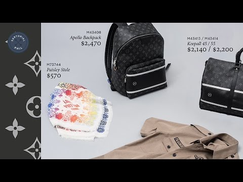 7191525bdcf5 Overview   Prices  Louis Vuitton x Fragment Pre-Fall 2017 Men s Collection