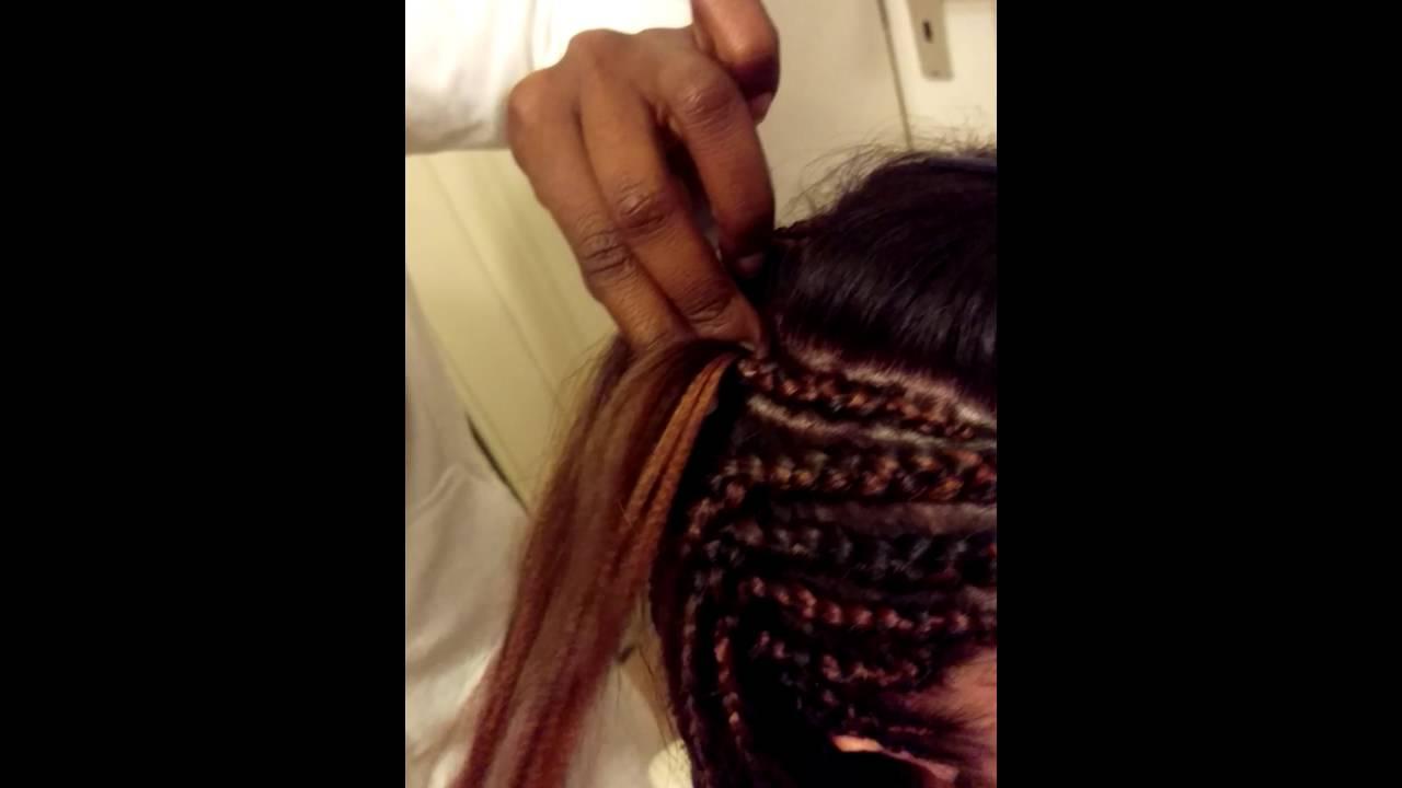 Cornrows Afro Frisuren München YouTube