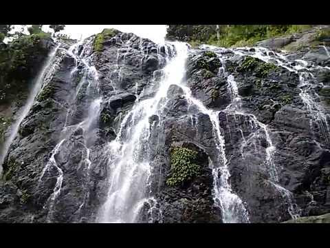 Awao Falls, Monkayo Compostela Valley
