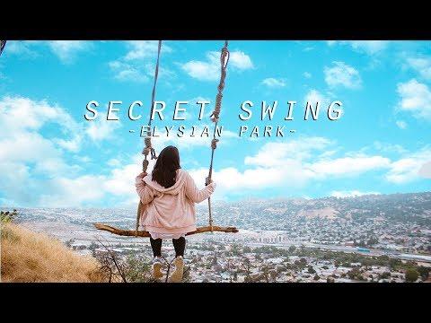 SECRET SWING IN ELYSIAN PARK