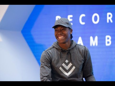 Caster Semenya joins the Discovery Vitality Ambassador family