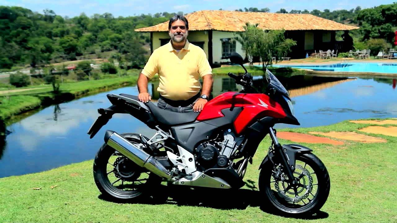 honda cb 500 x é uma moto versátil para cidade e estradas - youtube