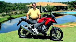 honda cb 500 x  uma moto verstil para cidade e estradas