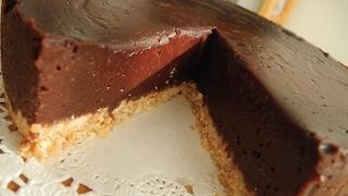 Rich Chocolate Cake Recipe【濃厚】とろけるチョコレートケーキ